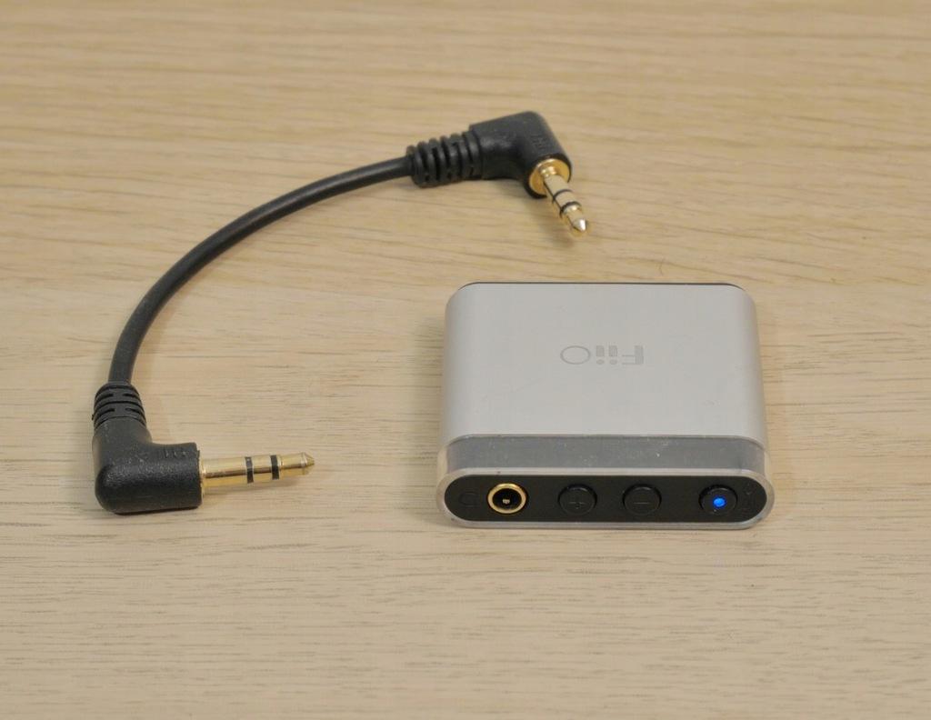 Wzmacniacz słuchawkowy przenośny FiiO A1 używany