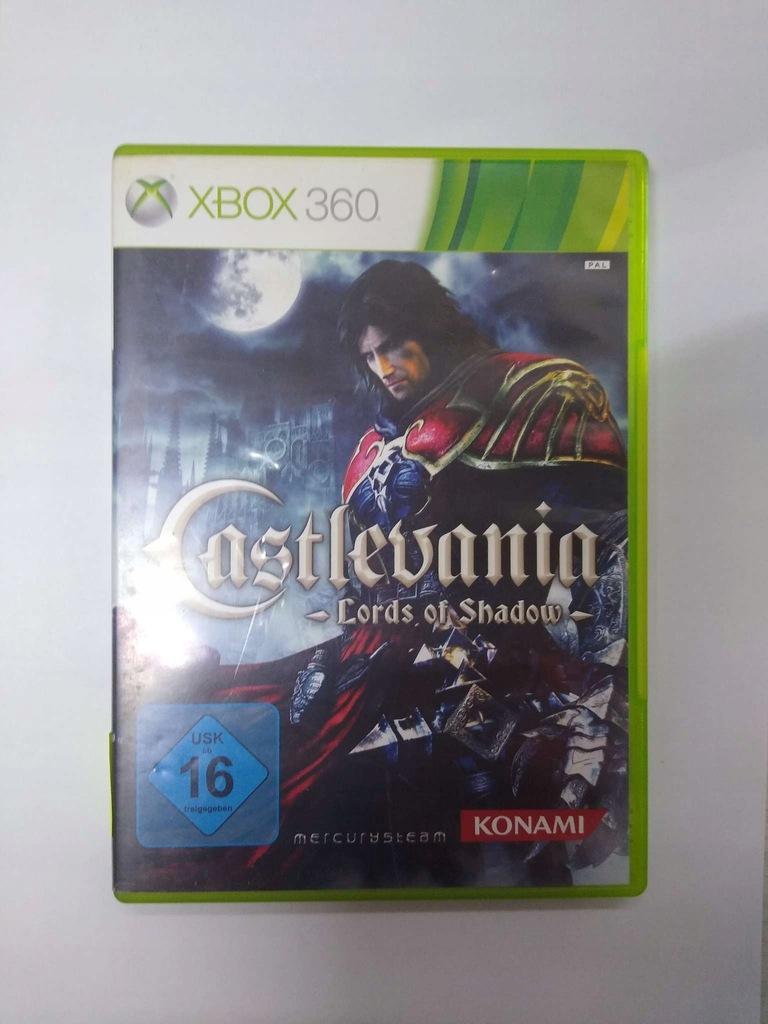 GRA NA XBOX360 CASTLEVANIA 659S/21