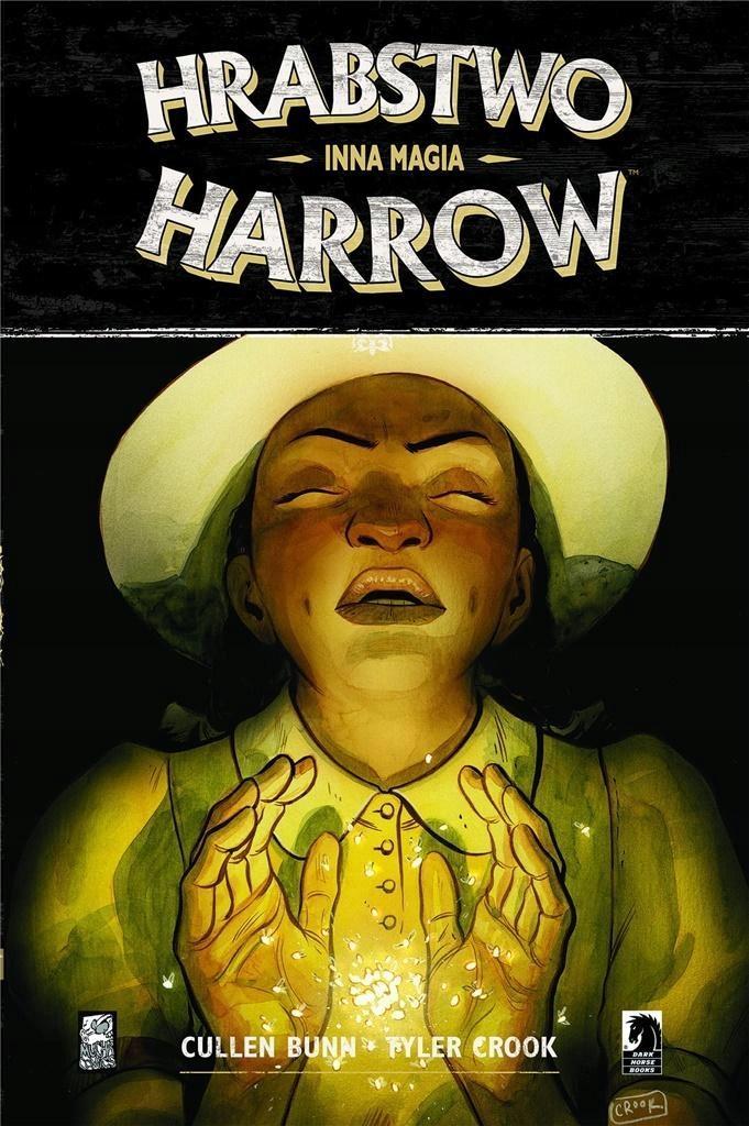 HRABSTWO HARROW T.6 INNA MAGIA, CULLEN BUNN