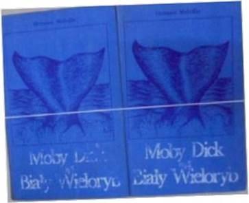 Moby Dick czyli Biały Wieloryb t. 1,2 -