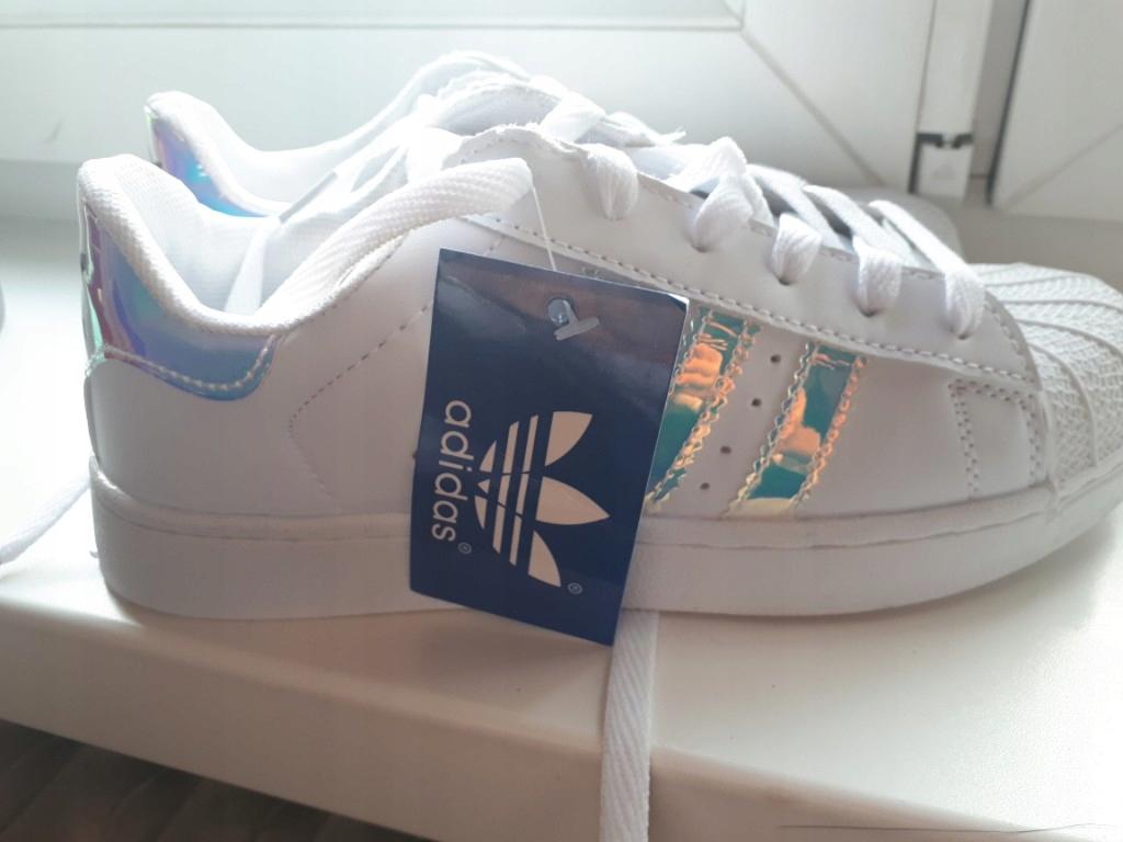 Adidas białe repliki