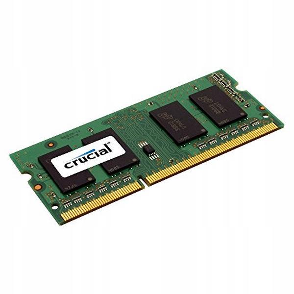 Pamięć RAM Crucial CT51264BF160BJ 4 GB DDR3 PC3-12