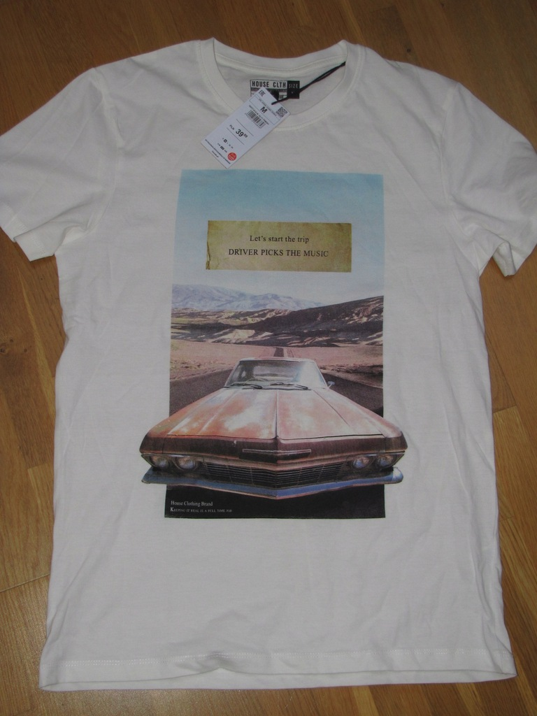 T-shirt HOUSE Nowy M