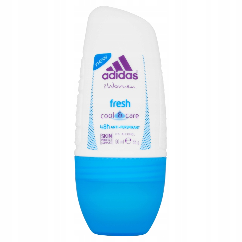 Adidas Fresh Cool Care Antyperspirant Roll-On 50ml