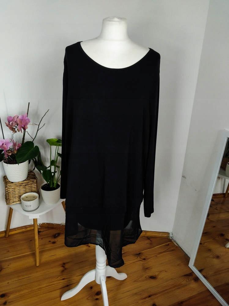 Czarna bluzka bpc collection r. 48/50