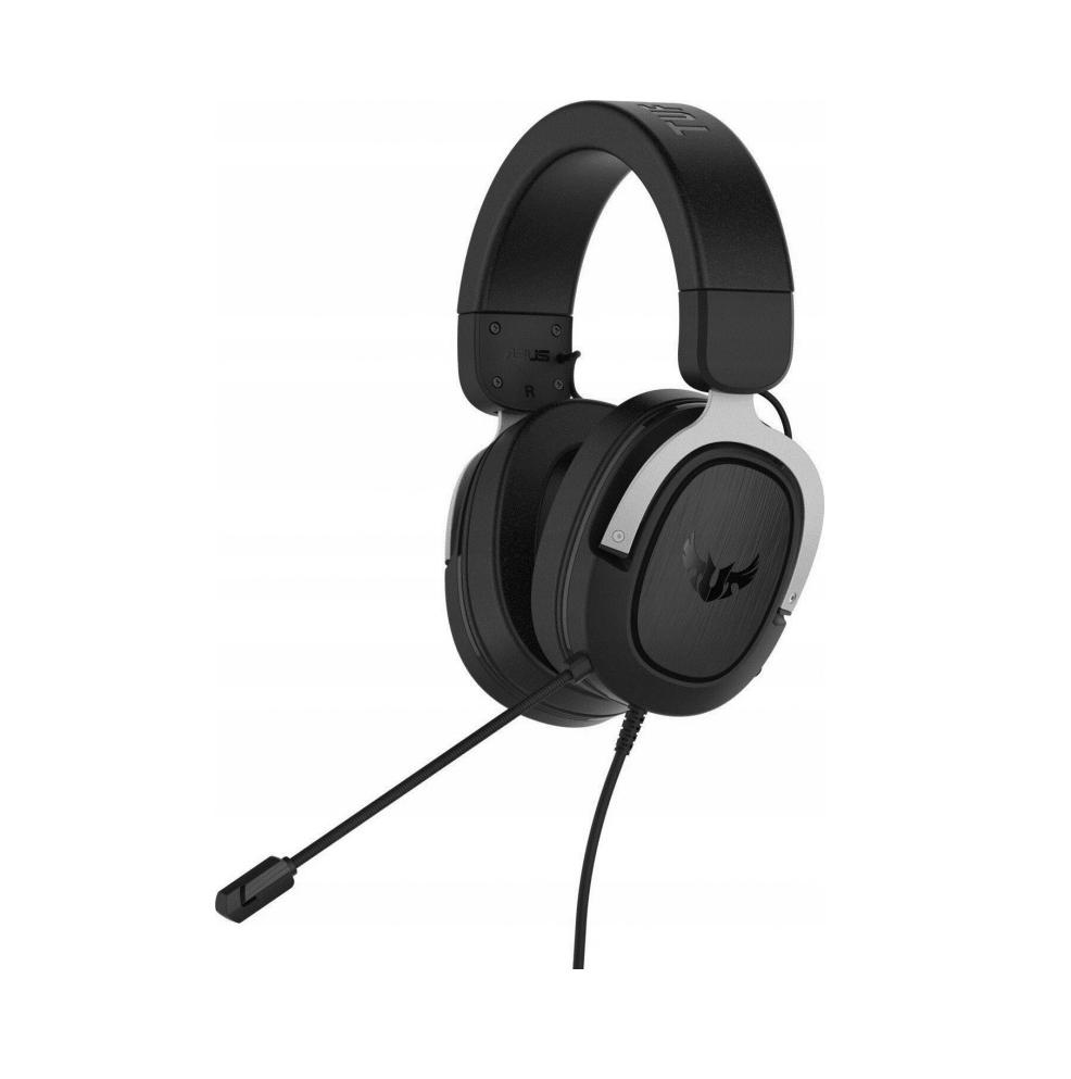 Słuchawki Asus TUF Gaming H3 Srebrne