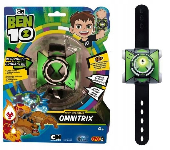 Ben 10 Zegarek Omnitrix interaktywny Epee