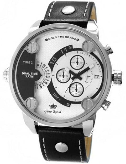 Zegarek Męski Gino Rossi 872A-3A1