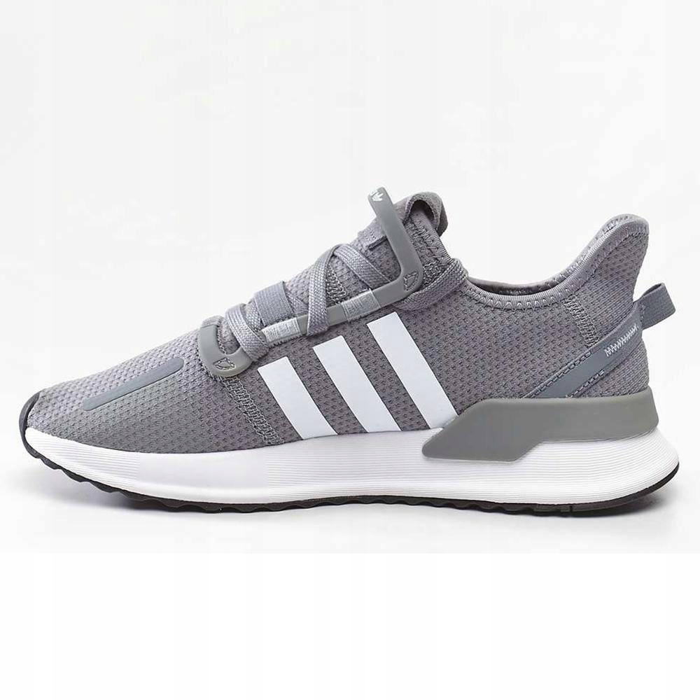 Adidas szare U_path Run J 111 Grey Footwear White Core Black