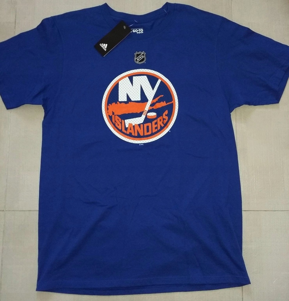 T-shirt Adidas NHL New York ISLANDERS z USA L