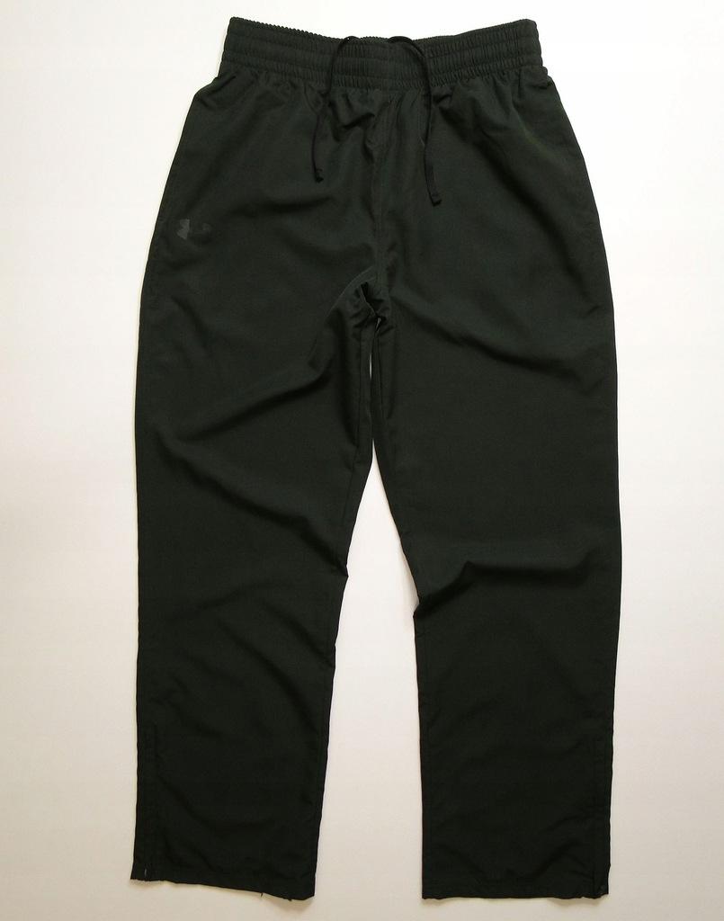 Spodnie UNDER ARMOUR Dresowe Green / M - L