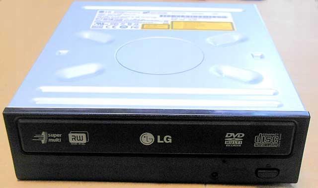 NAGRYWARKA DVDRW CDRW / LG HL GSA-H42N / IDE ATA