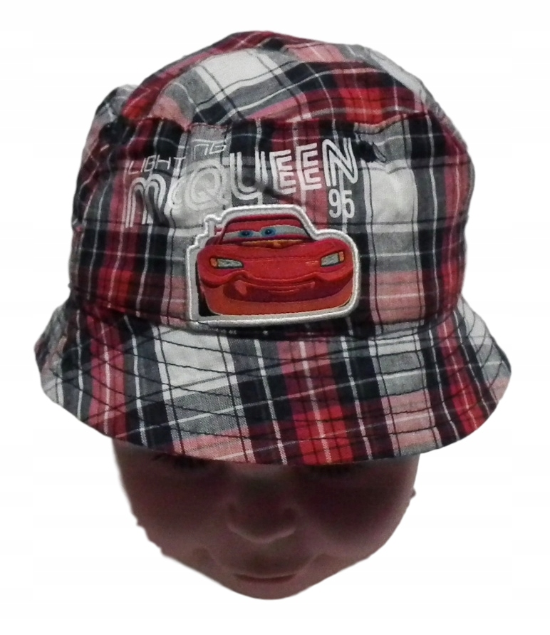 COOL CLUB kapelusz CARS roz 46 cm