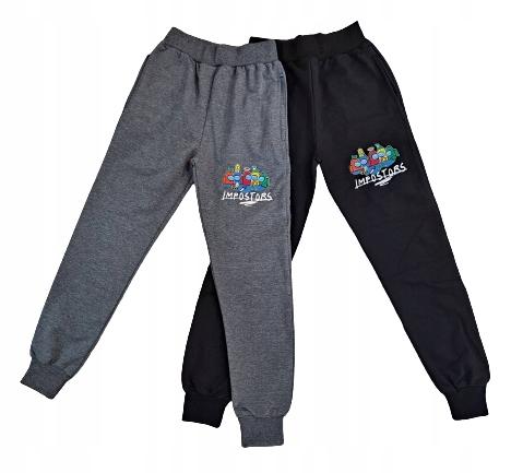 Spodnie dresowe AMONG US 158