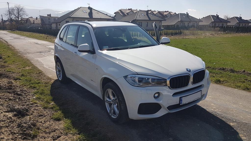 Wynajem osobowe, BMW X5 2.5D XDrive bez BiK i KRD