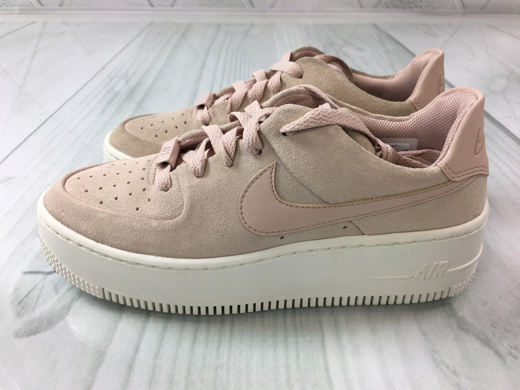 NIKE W AF1 SAGE LOW AR5339 201 R.36.5 AIR FORCE 1