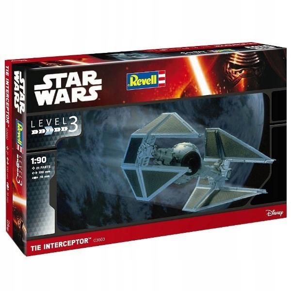Revell Star Wars Tie interceptor