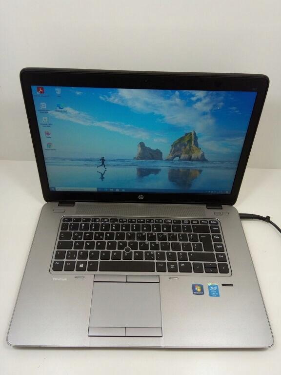 HP ELITEBOOK 850 G3 I5 8 GB 240 SSD WIN10P/ŁAD