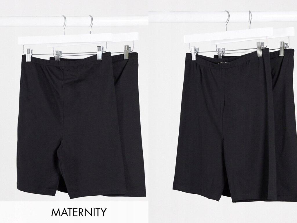 Mamalicious 2 pack spodenek ciążowych XL