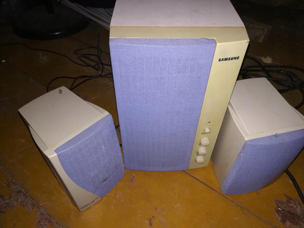 GŁOŚNIKI KOMPUTEROWE SAMSUNG SMS-5100