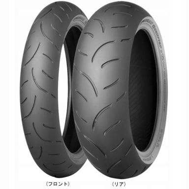 Dunlop 180/55 R17 TL (73W) Sportmax Qualifier II
