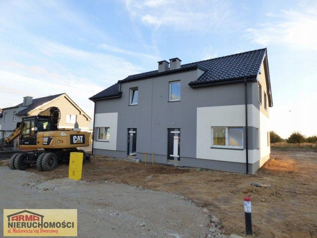 Dom, Os. Pyrzyckie, Stargard, 89 m²