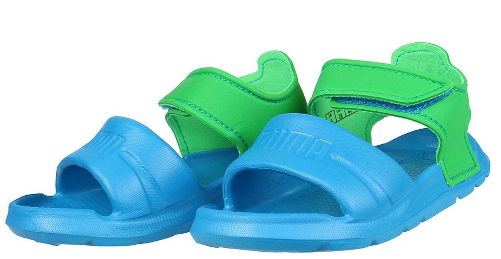 Sandały dziecięce Puma Wild Sandal 362607-01 r. 25