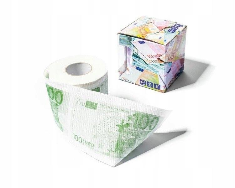 Gift prezent Papier toaletowy z imitacją nadruku 1