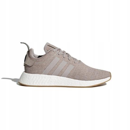 Adidas Buty męskie NMD_R2 beżowe r. 46 (CQ2399)