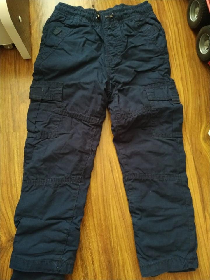 Cool Club Spodnie dla chłopca 116