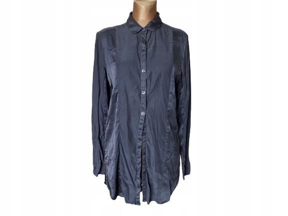 pop cph-koszula M silk jedwab