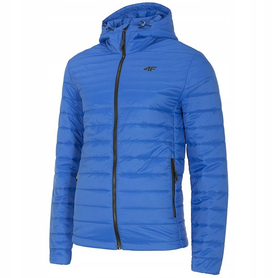 Kurtka zimowa 4F H4Z20-KUMP005 36S niebieski M!