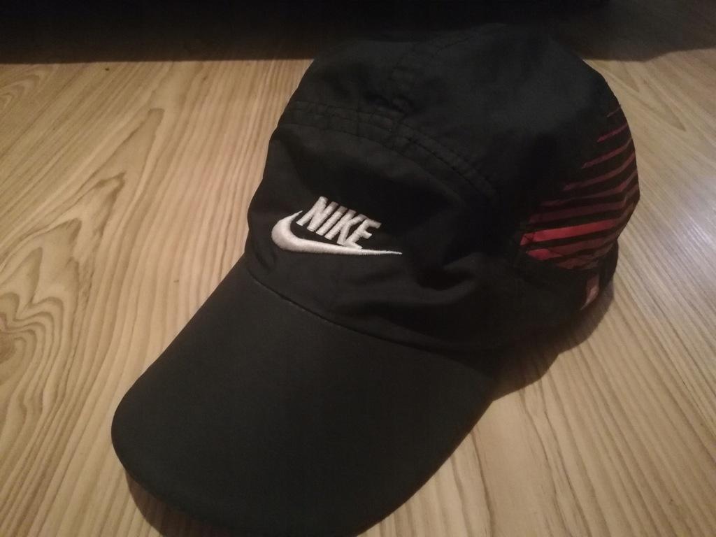 Czapka chłopięca Nike z daszkiem