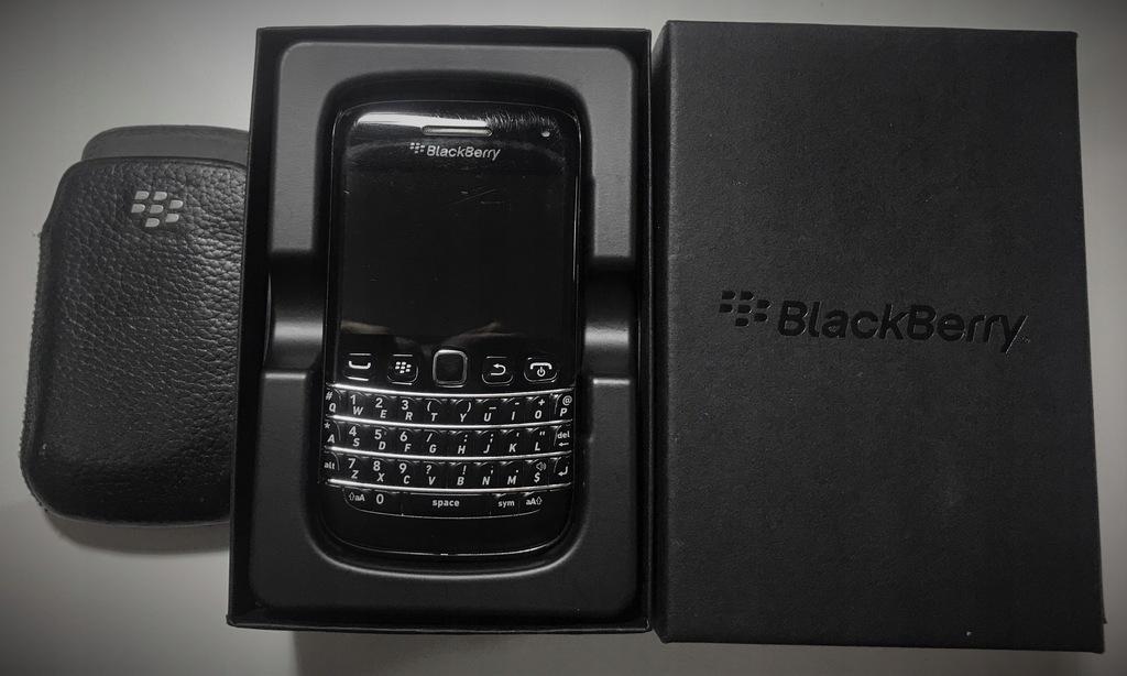 Smartfon BlackBerry 9790 czarny z wadą BCM
