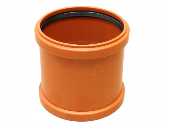 Nasuwka do kanalizacji PVC-U 160