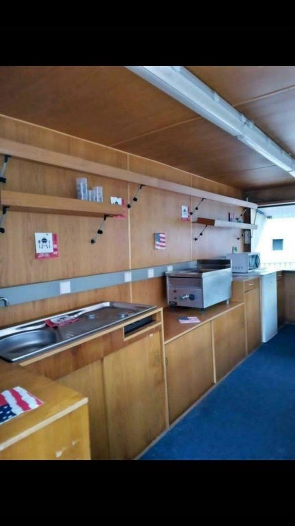 Przyczepa gastronomicz imbis Food Truck foodtruck