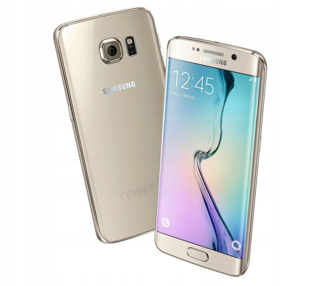 Telefon Samsung Galaxy S6 Edge G925f Zloty 8441441892 Oficjalne Archiwum Allegro