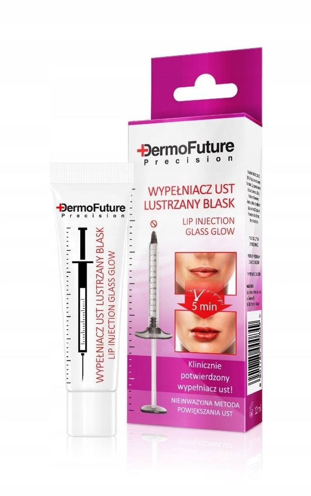 Dermofuture Precision Wypełniacz ust lustrzany bla