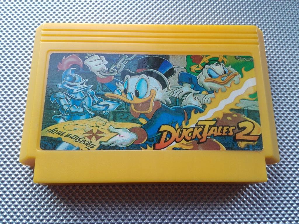 GRA kasetka Pegasus DUCKTALES 2 / DUCK TALES 2