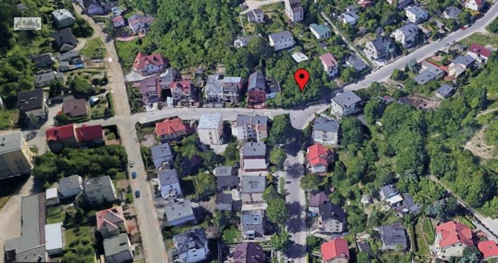 Działka, Gdynia, Grabówek, 462 m²