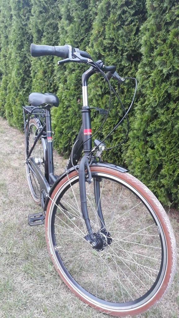 Rower Damka super wygodna - lekka