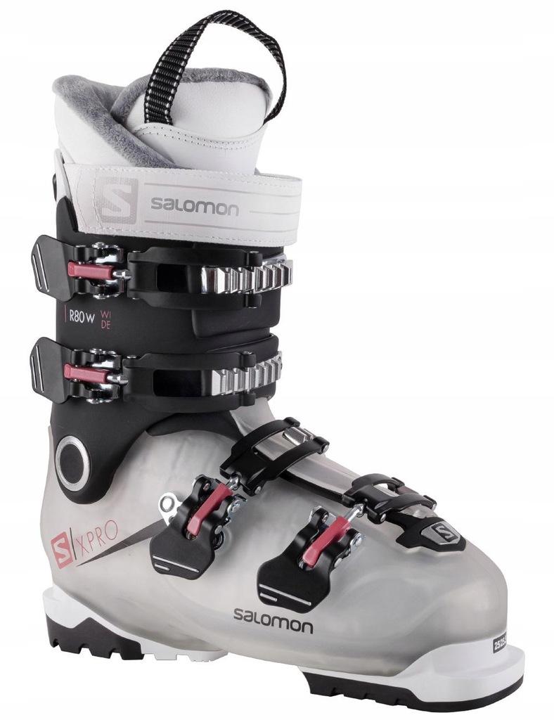 Damskie buty narciarskie Salomon XPro R80W r.26.5
