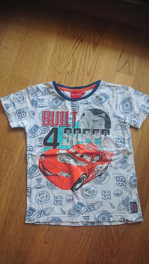 zestaw koszulek 5 sztuk 116