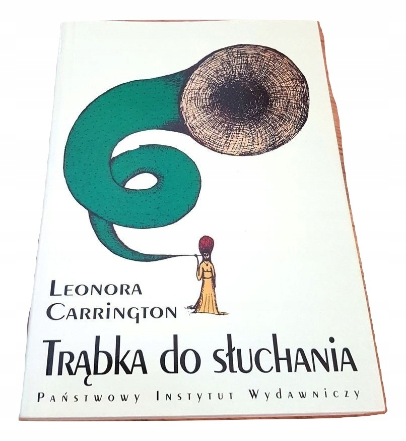 Leonora Carrington Trabka Do Sluchania 8839252367 Oficjalne Archiwum Allegro