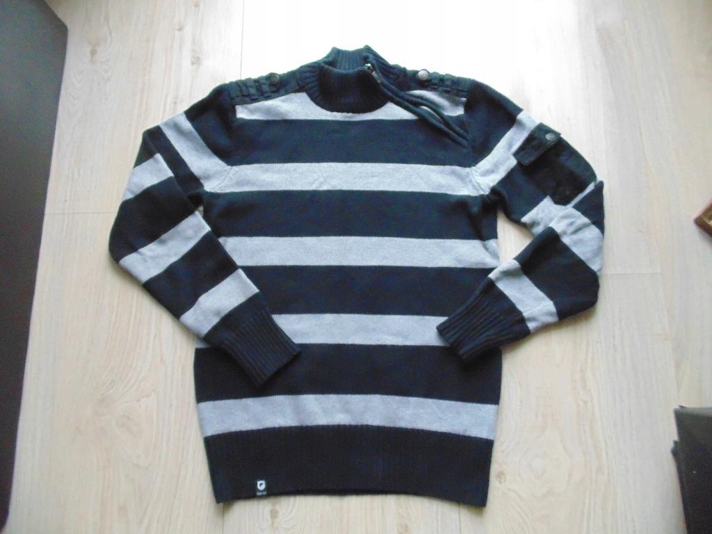 *CLOCKHAUSE*C&A, Sweter, swetr,pół golf - R. M