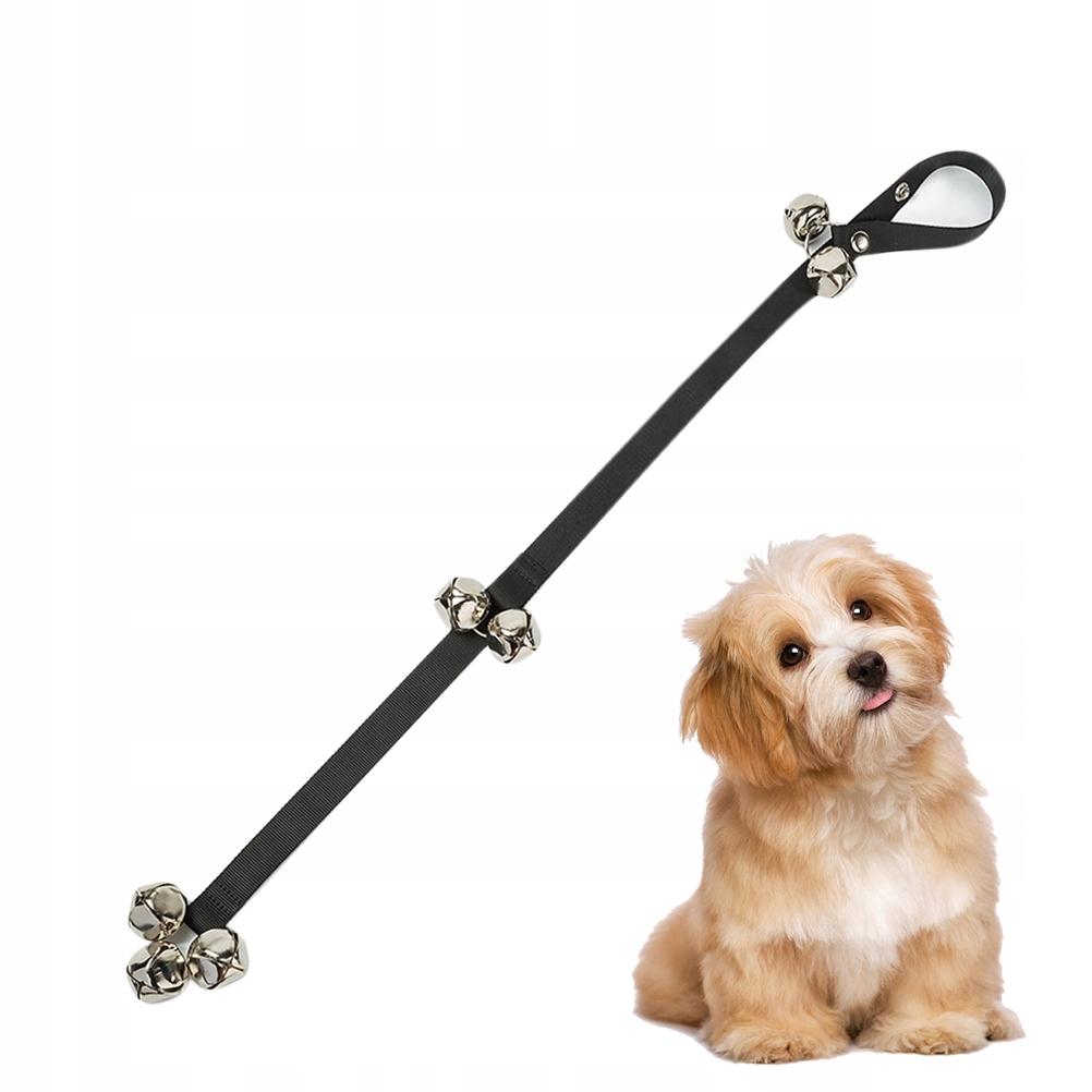 Pet Dog Door Bells Training Puppy Doorbell