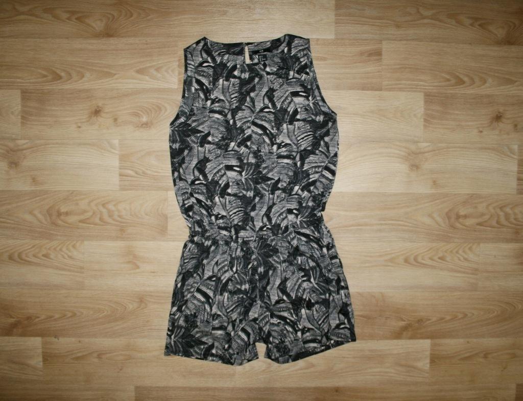 H&M śliczne modne spodnium XS 32 34