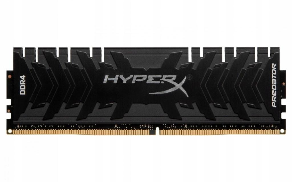 DDR4 HyperX Predator 8GB/2666 CL13