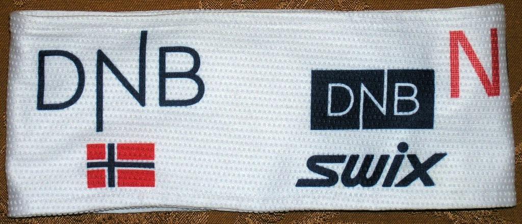 opaska # SWIX DnB narty NORGE bieganie PIĘKNA r.56