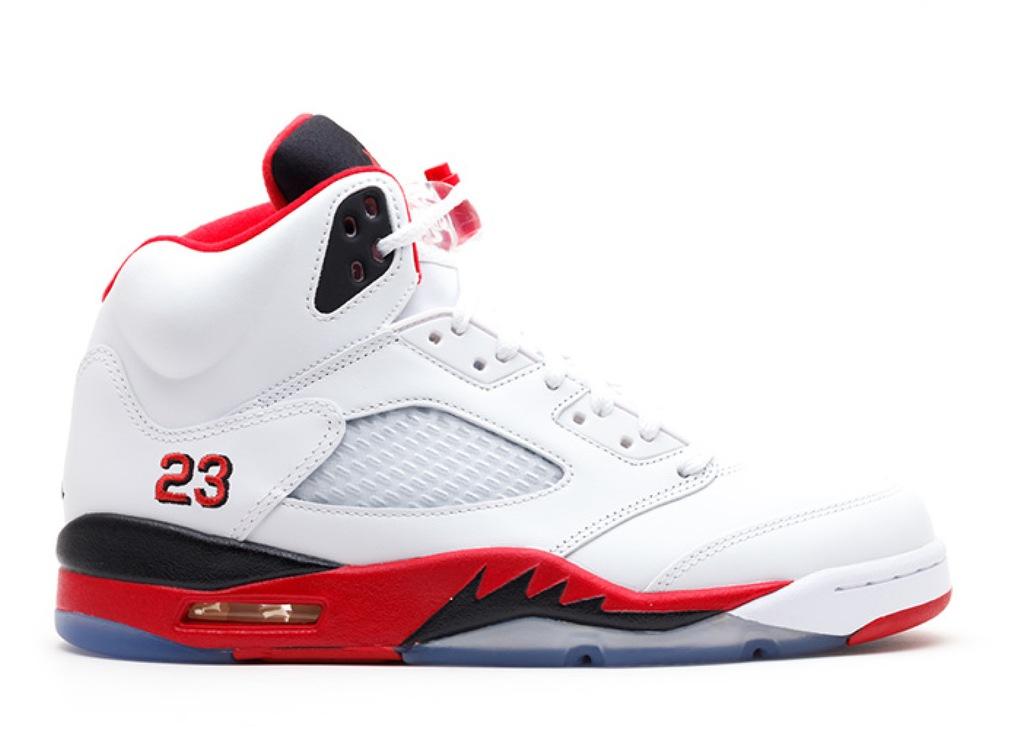Buty Air Jordan 5 Fire Red r. 41 46 z PL